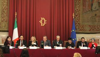 """Ecco i primi 100 Testimonial dei Diritti Umani"" – 19 ottobre 2015"
